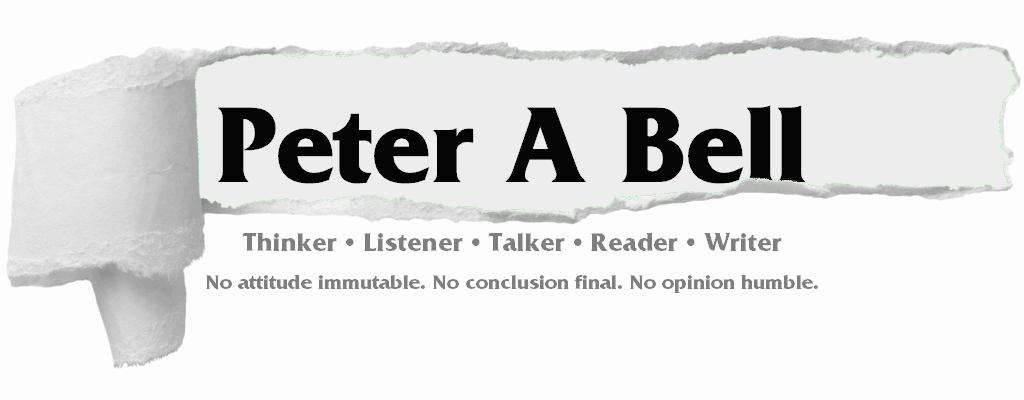 Peter A Bell